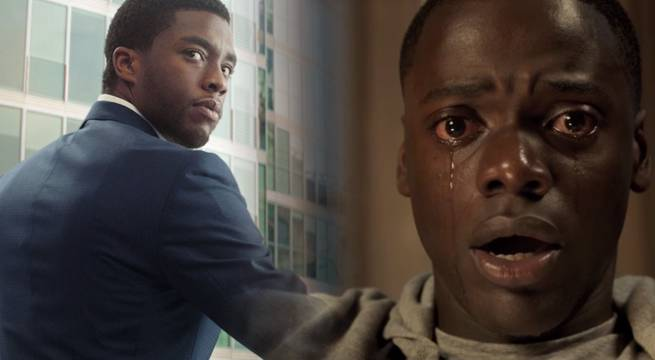 Black Panther Cast Takes On The Get Out Challenge