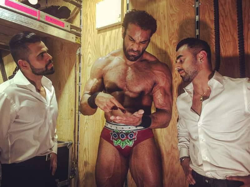 Original Idea For Jinder Mahal's Character Squashed By Vince McMahon
