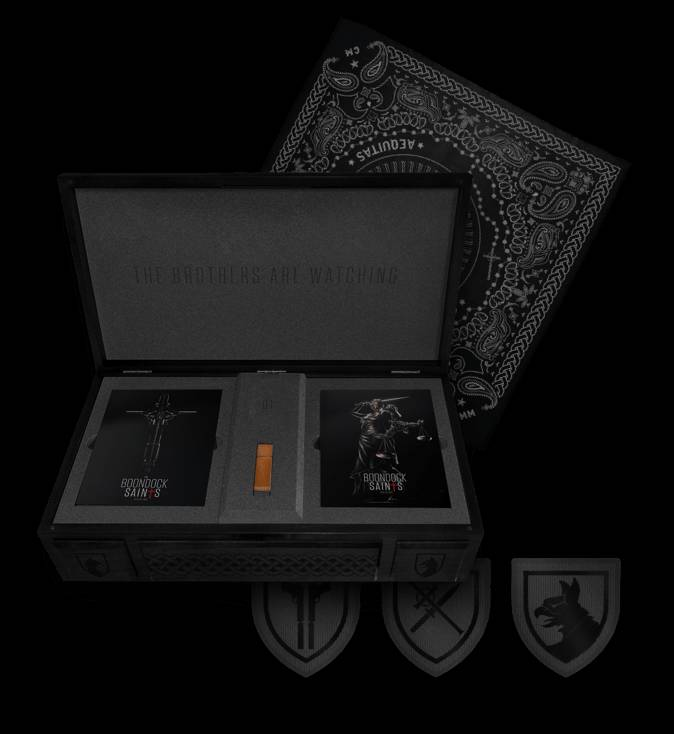 Boondocks Saints Origins Merch Box