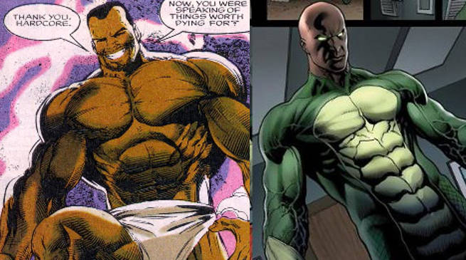 Bushmaster II and Power Master Luke Cage Season 2