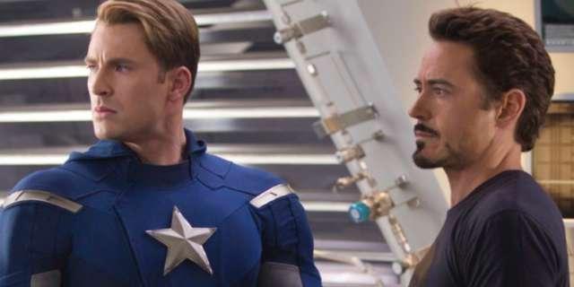 Cap iron avengers