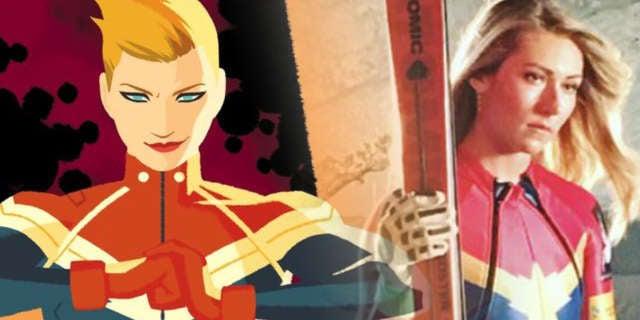 Captain-Marvel-Olympic-Skier