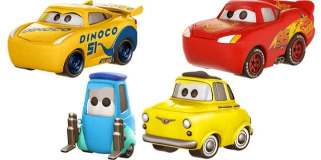 cars 3 funko