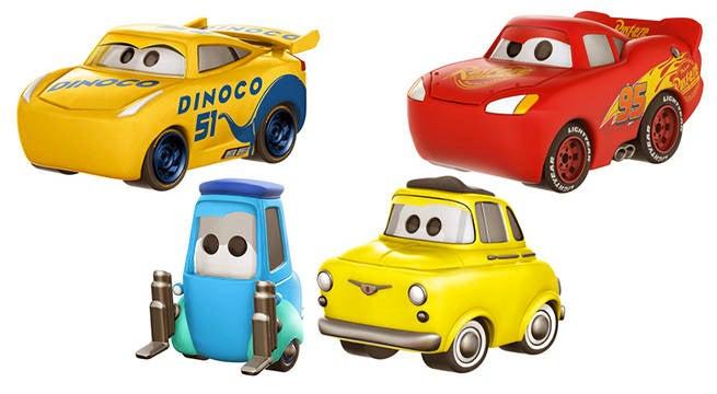 Funko Debuts Cars 3 POPs