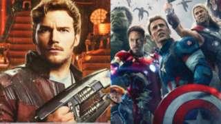 Chris Pratt Avengers Infinity War