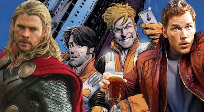 Mark Millar Wants Chris Hemsworth, Chris Pratt For Chrononauts Movie