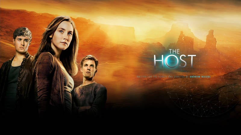 Coming to Netflix in May - The Host (2013)