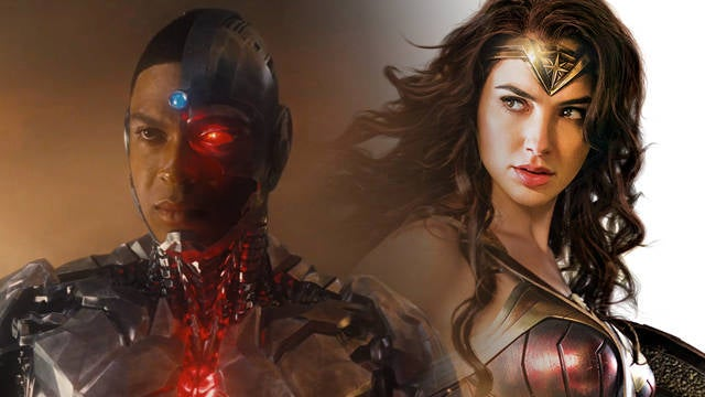Cyborg Actor Receives Wonder Woman's Themysciran Special