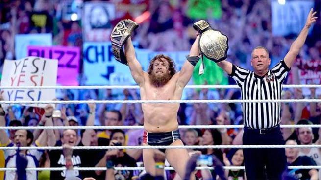 Daniel Bryan Continues Working Toward Wrestling Return