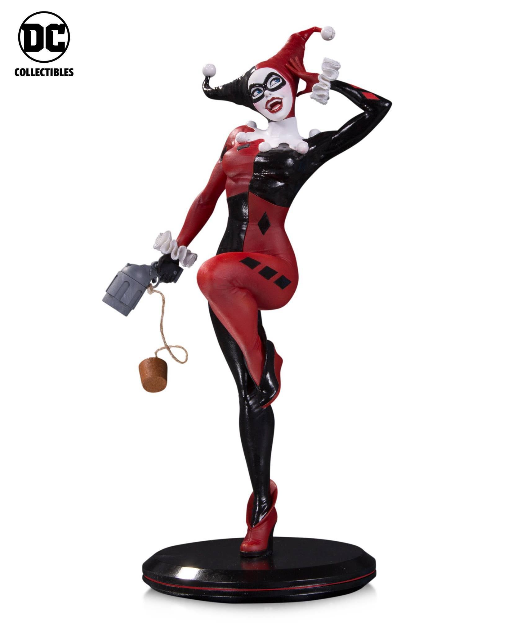 Dc Collectibles Reveals New Statues At Wondercon