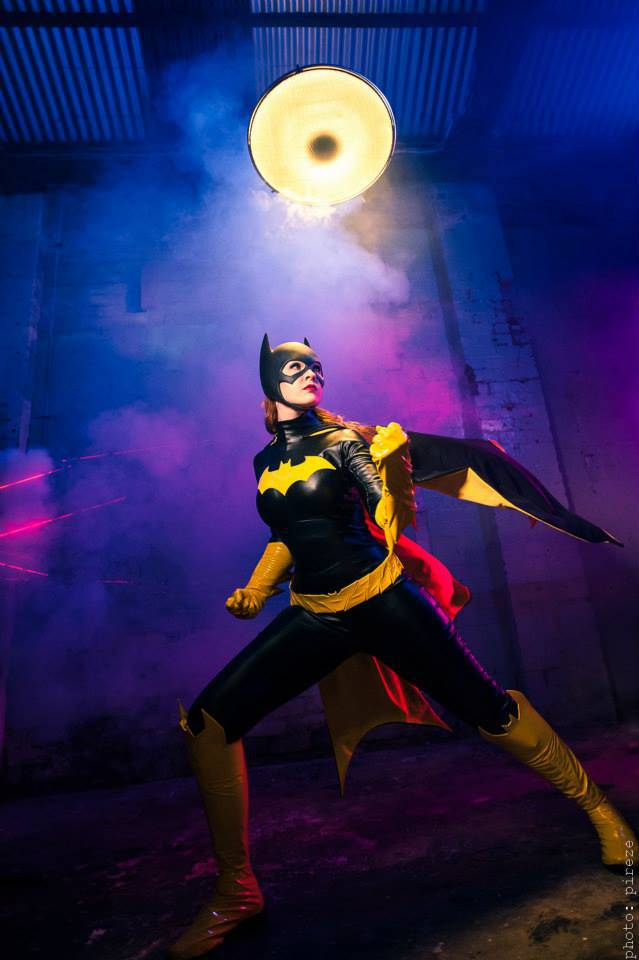 Fan Cosplay Friday: The Smashing New 52 Batgirl By ...
