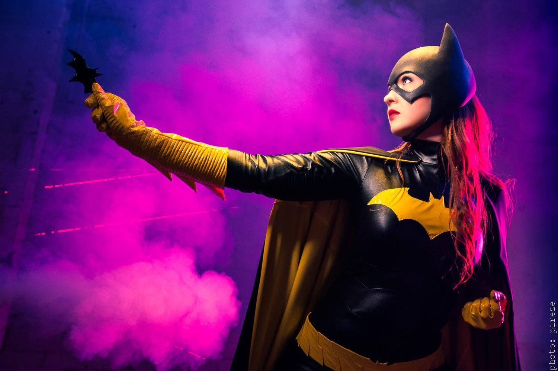 Batgirl new 52 cosplay