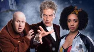 Doctor Who Season 10 Premiere