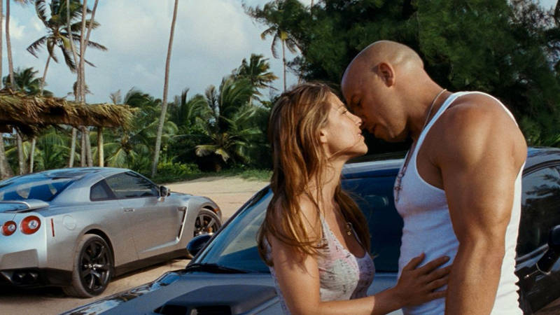 Dom and Elena Secret Baby Fast and the Furious 8