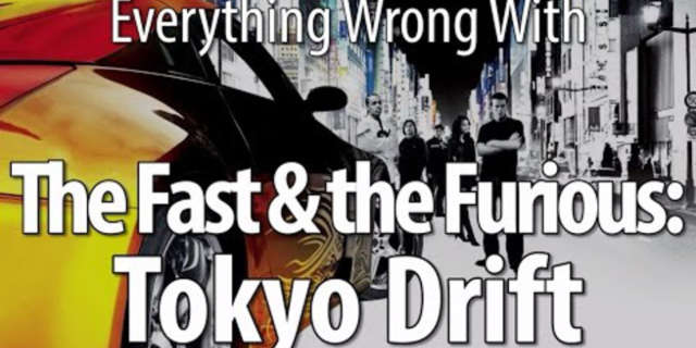 fast and furious tokyo drift everything wrong cinema sins