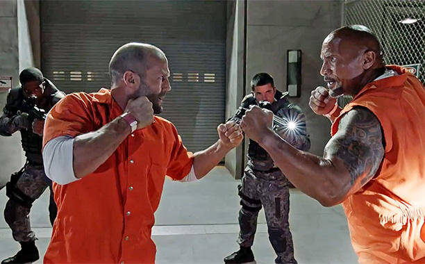 The Rock And Jason Statham Officially Getting Fast & Furious Spinoff Movie