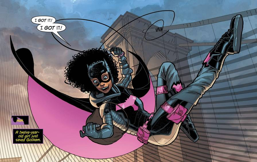 Will Joss Whedon's Batgirl Be a Woman of Color?