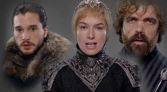 New Character Looks For Game Of Thrones' 7th Season