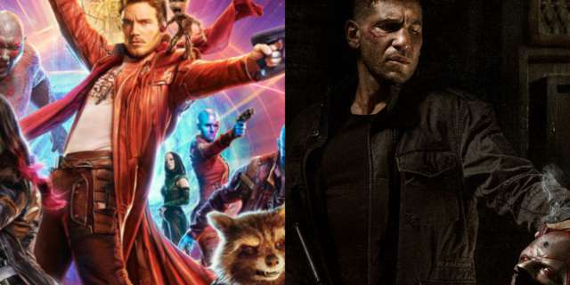 Guardians of the Galaxy Punisher Composer
