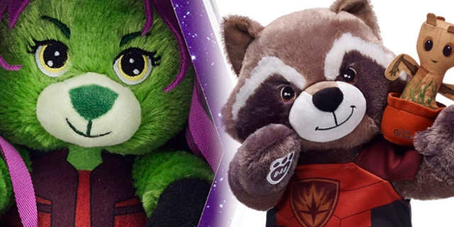 Guardians-Of-The-Galaxy-Vol-2-Build-A-Bear-Workshop-Collection