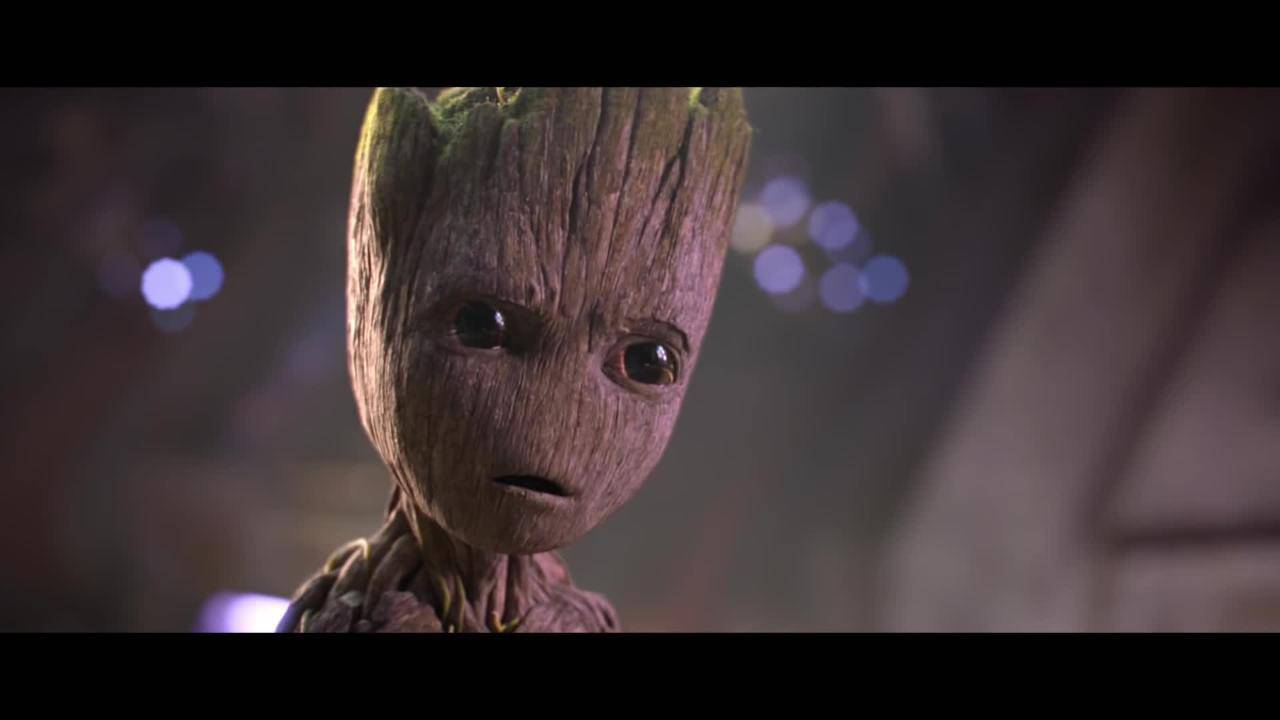 Guardians of the Galaxy Vol. 2: Groot and Gecko Team Up – GEICO [HD] screen capture