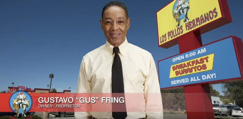 Better Call Saul: AMC Releases Los Pollos Hermanos Training Video Ahead Of Gus Fring's Return