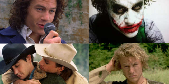 Heath Ledger Birthday Best Movies Roles