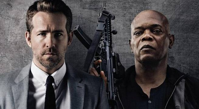 Samuel L Jackson and Ryan Reynolds Troll #FyreFestival in New Hitman's Bodyguard Promos