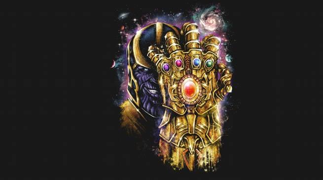 Josh Brolin Teases Thanos With Infinity Stones on Instagram