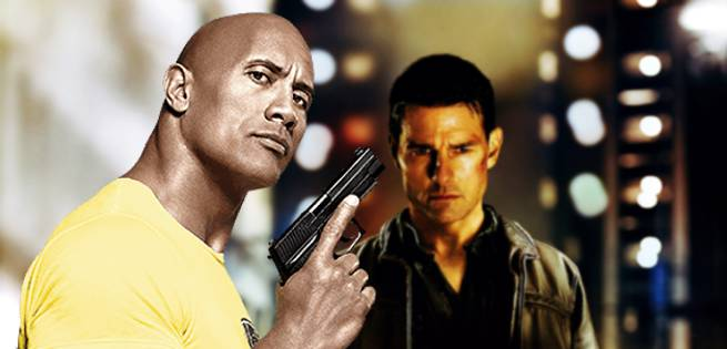 Tom Cruise Beat Out The Rock For Jack Reacher Role