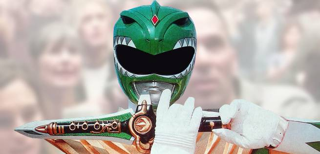 Jason David Frank Shares Power Rangers Cameo Image