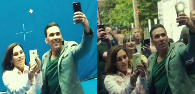 Behind-The-Scenes Video Of Jason David Frank's Power Rangers Cameo
