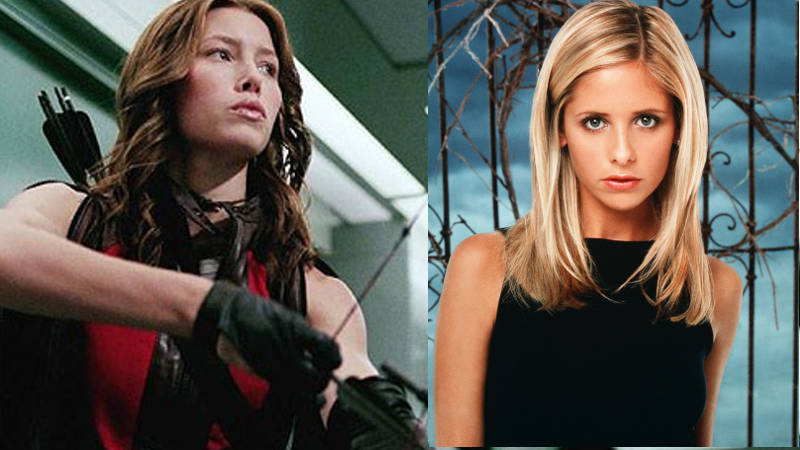 Jessica Biel Sarah Michelle Gellar Fast and the Furious