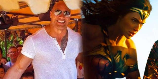 jungle cruise dwayne johnson patty jenkins