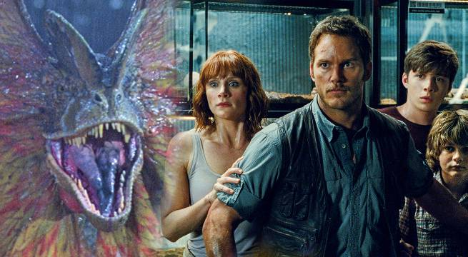 First Look At The Dinosaurs In Jurassic World 2 Revealed