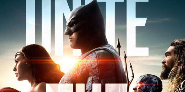 justice league new poster header