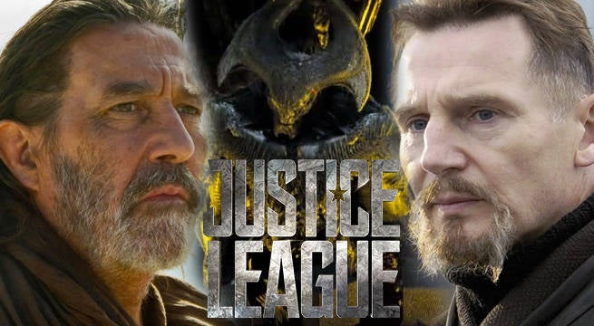 Justice League: Ciaran Hinds Consulted Liam Neeson For Advice On Villainous Role