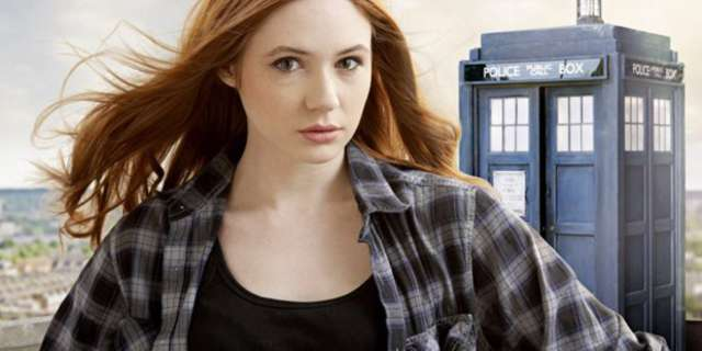 Karen Gillan   A woman Doctor would be really cool