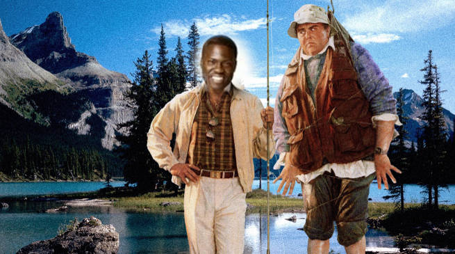 Kevin Hart Starring in Great Outdoors Reboot