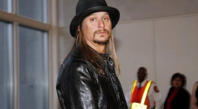 Kid Rock Is Engaged