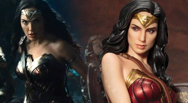 Kotobukiya Debuts Stunning Wonder Woman Movie Statue