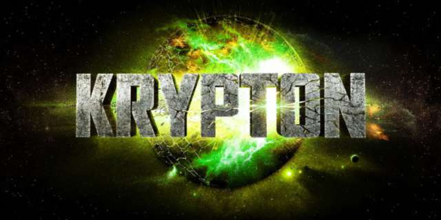 Krypton TV series logo