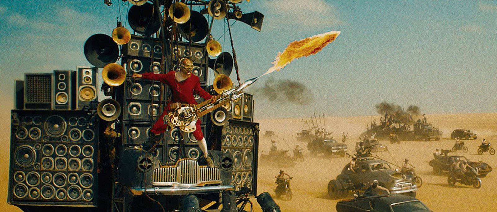 George Miller Offers Details On Potential Mad Max: Fury Road Sequel