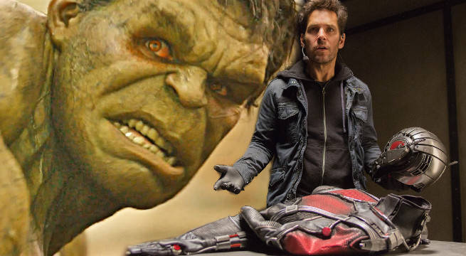 Mark Ruffalo & Peyton Reed Post Hilarious Happy Birthday Tweets For Paul Rudd