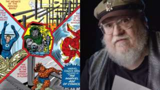 Marvel George RR Martin