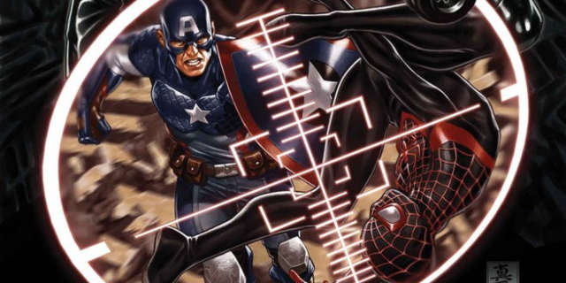 Marvel July 2017
