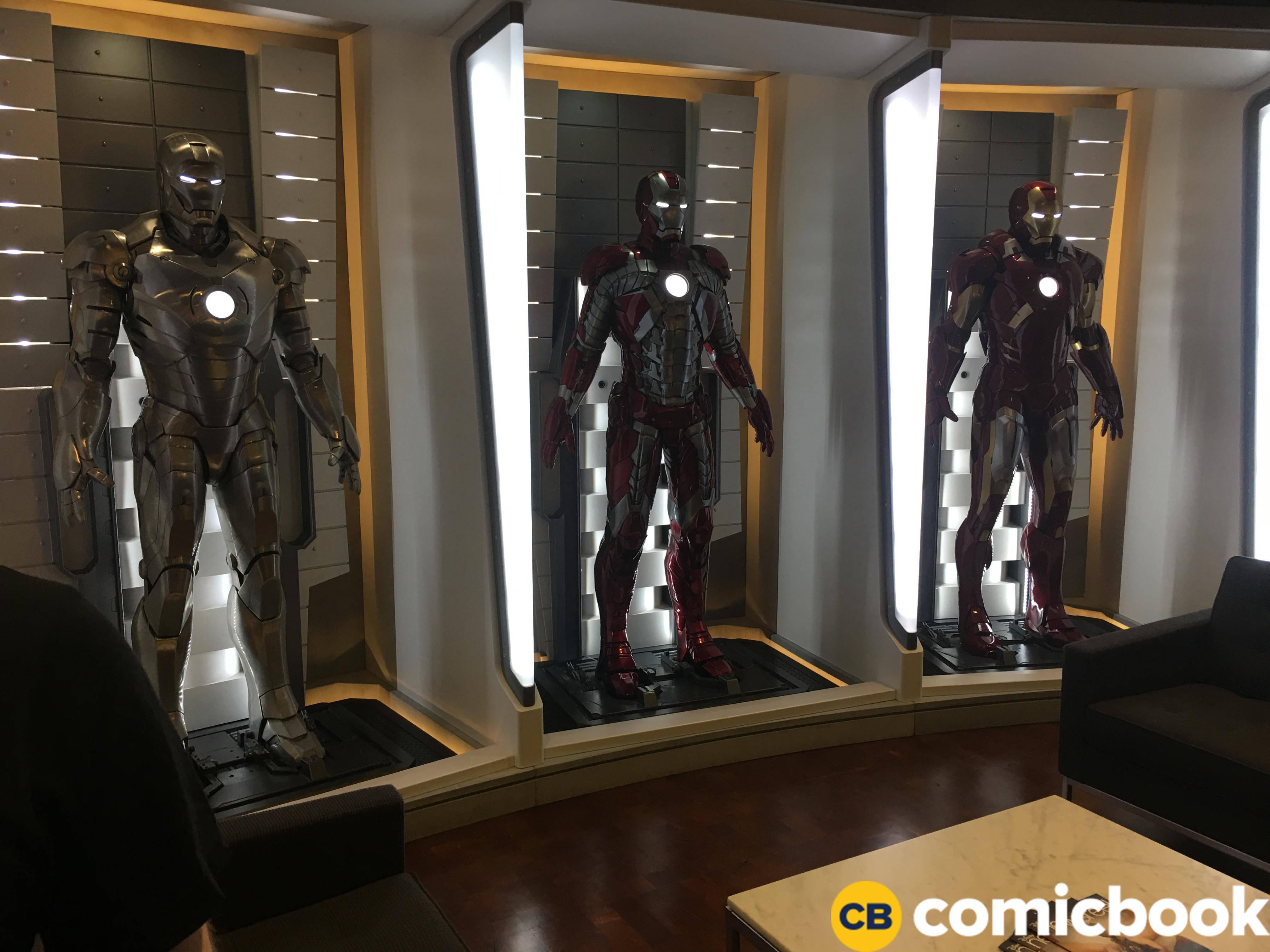 Marvel Studios Armor