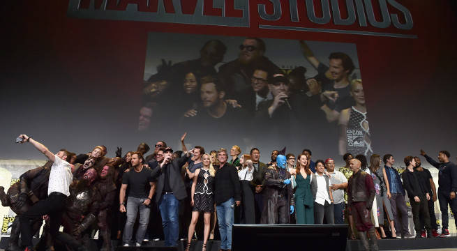 Marvel Confirms Hall H Plans, What Movies Will Be Teased At SDCC '17?