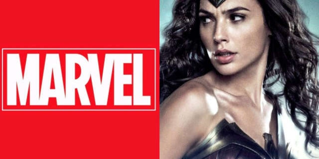 Marvel Wonder Woman