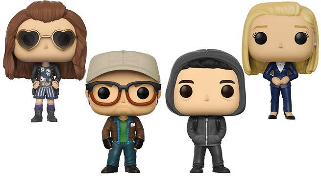 Funko Unveils Mr. Robot POP Figures